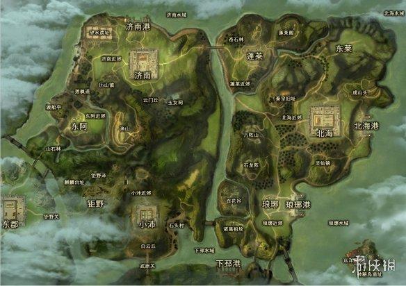 """《三国群英传2OL》""""恶戟龙枪""""前瞻 新地图和新城池开放"""