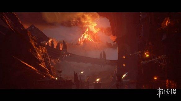 《指环王:咕噜》首部游戏试玩预告片 本作将于2022年发售