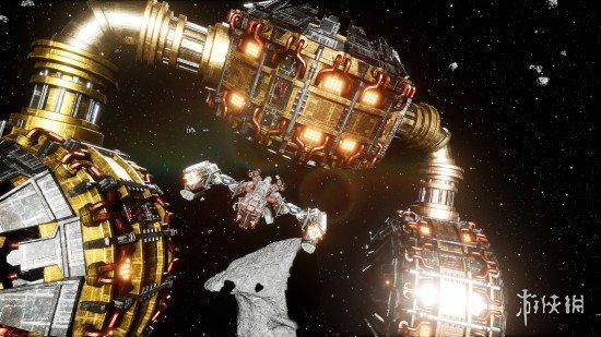 科幻恐怖《闹鬼太空》打造飞船探索星系 科幻+恐怖是什么体验?