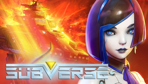 《Subverse》修改器下载发布 支持无敌 超级速度!