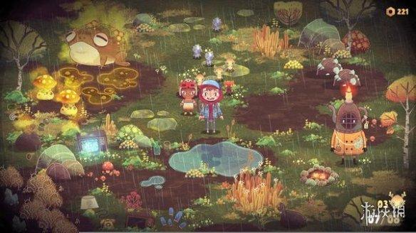 卡通策略游戏《内心狂野》将于5月20日正式登录Steam和Xbox平台