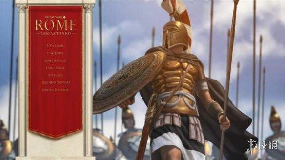 《罗马之全面战争》重制版 高清实机演示视频公布