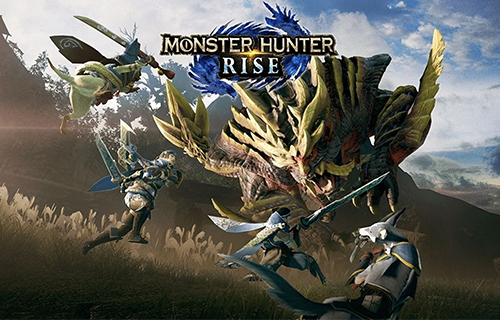 《怪物猎人:崛起》简评:新增了翔虫和御龙系统,掌机怪猎的新世代来临了