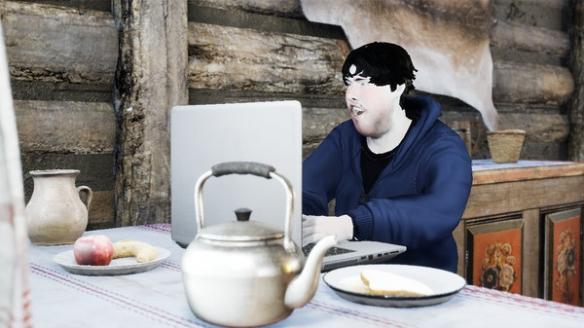 年轻的程序员的寻爱之旅!互动新作《ArcticBoy: The Interactive Story》上Steam