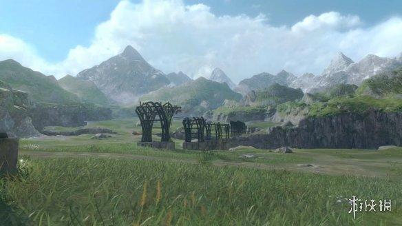 《尼尔:人工生命 升级版》愚人节预告 农作物种植、骑乘野兽系统演示