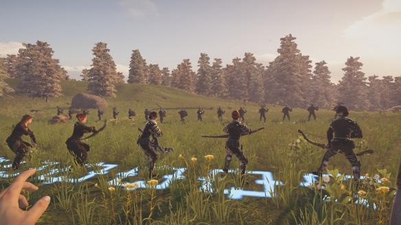 发展你的魔法王国!动作RPG新作《灰烬帝国》已登Steam抢先体验平台!