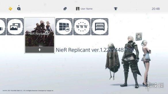 SE公布了《尼尔:人工生命 升级版》的初回特典预览图 预计4月22日发售