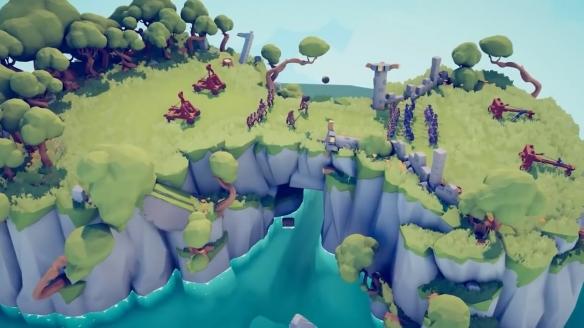 PC模拟战争游戏《全面战争模拟器》正式发售!多人模式也即将上线