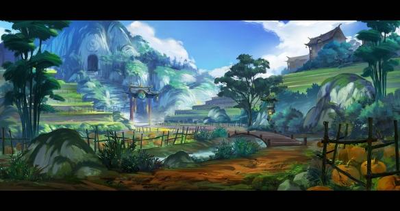 国产动画电影《西游记之再世妖王》正式上映 曝海量美术概念图
