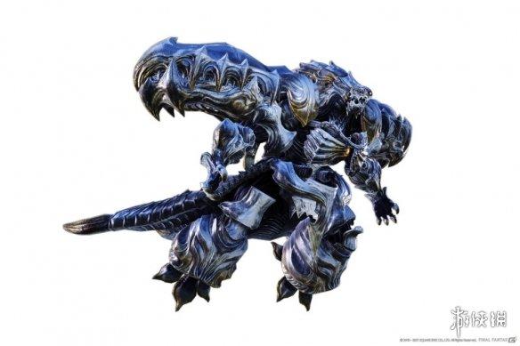 "《FF14》钻石兵器捕获作战开场动画公开 是""高达""!"