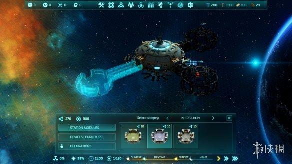 模拟太空基地建造《一号基地》上架Steam!5月发售