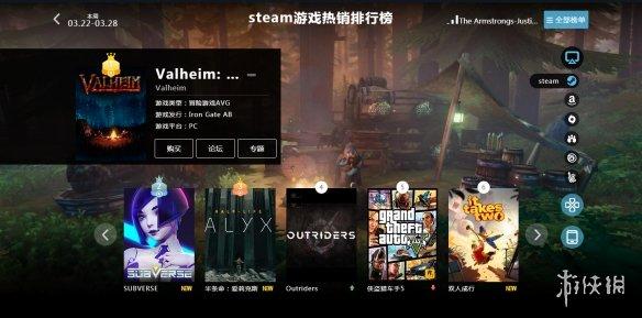 03.22-03.28全球游戏销量榜!《怪猎:崛起》勇夺榜首