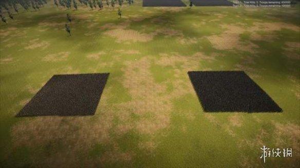 《史诗战争模拟2》最新演示 同屏控制指挥百万大军!