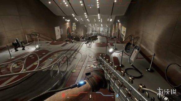 决战巨型机器人!前苏联科幻动作FPS《原子之心》22分钟试玩演示公布