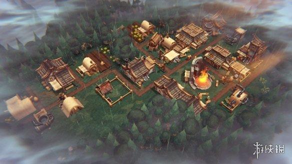 奇幻建造新作《抵抗风暴》游戏截图公开 展示三个种族之间的爱恨情仇