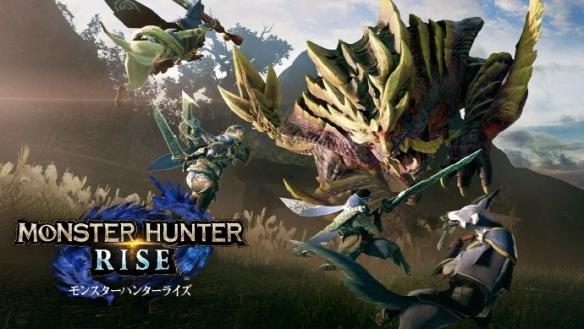 日本TSUTAYA游戏周销榜:《怪猎崛起》三连冠!四月末还有免费更新哦
