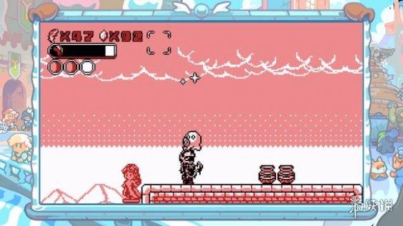 怀旧风游戏《救命章鱼先生:决定版》将登陆NS与PC