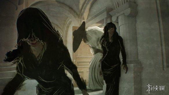 IGN公布《生化8》反转式的德古拉设计城堡设定图:吸血鬼夫人的三位爱女亮相!