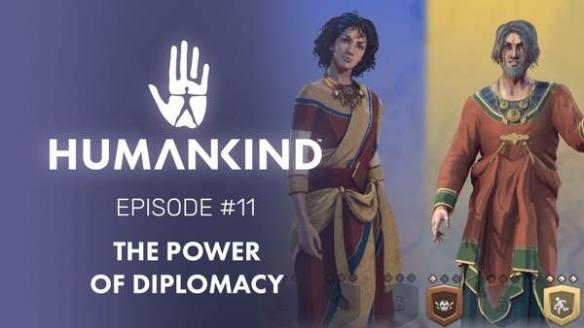 策略游戏《人类》开发者视频 准备好面对贸易、条约、领土争端、甚至背叛吧!