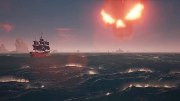 《盗贼之海》第二赛季新预告有暗示 将加入新的堡垒内容
