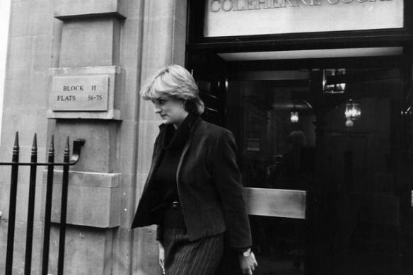 戴安娜王妃故居成为英国文化遗产 为实现更好的平权