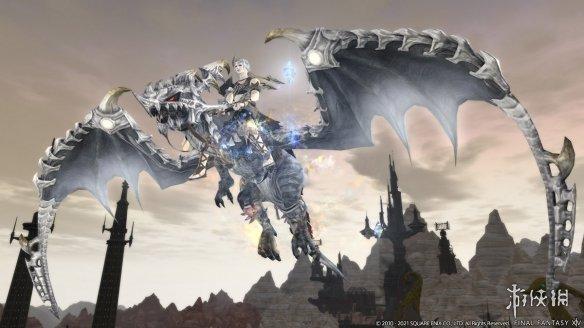 《最终幻想14》国际服公布5.5版本新图:展示新坐骑