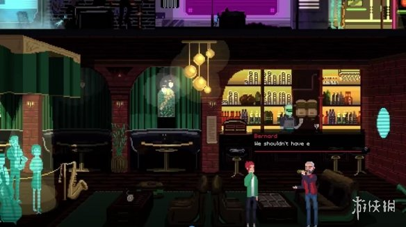 爵士朋克风叙事解谜游戏《勿忘我》宣布将登陆Steam