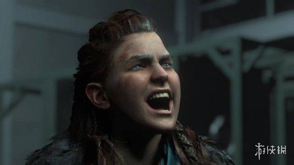《生化危机3》人物MOD:《地平线》女主角表情狰狞!网友:更丑了