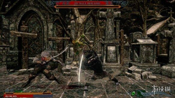 中世纪魂类游戏《死亡教堂》上架Steam 战斗系统及腐败度机制介绍
