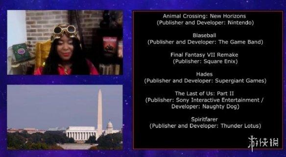 2021「雨果奖」最佳游戏奖提名公开:美末2获提名!