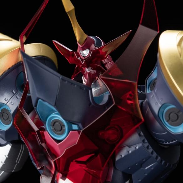 《天元突破》超银河红莲螺岩拼装模型 两个超大钻头