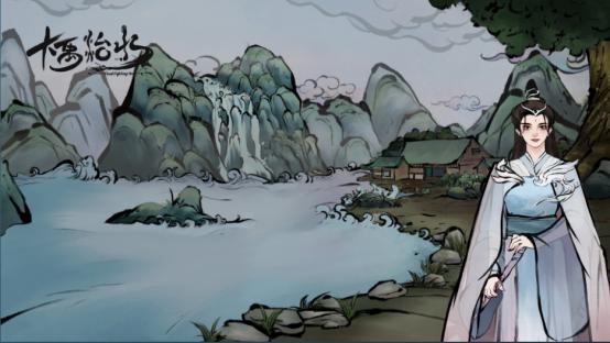 4月新作《大禹治水》 跨越神话的终极打工人