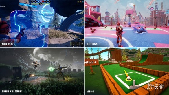 游戏制作及游玩平台《Core》已免费登陆Epic商城!