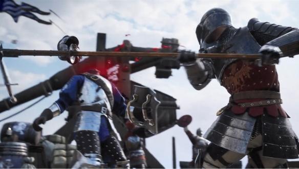 中世纪动作《骑士精神2》预告!血肉横飞激烈战斗