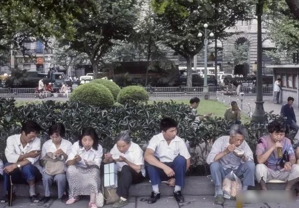 1945年上海繁华不输纽约巴黎!15张珍贵的上海老照片