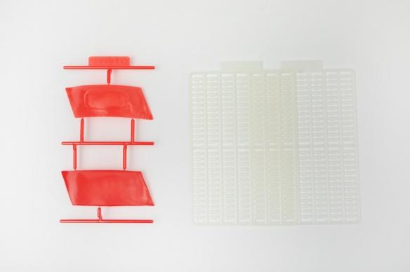 超奇葩寿司拼装模型!364粒大米要一粒粒手工拼装