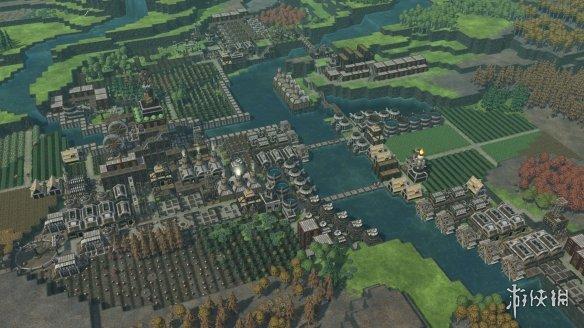 木匠朋克建造游戏《Timberborn》推出Steam试玩版!