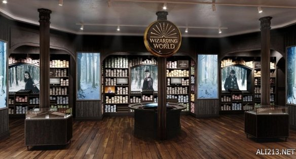 全球最大《哈利波特》曼哈顿旗舰店即将开业 麻瓜狂喜