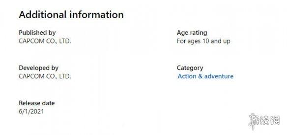 儿童节礼物?微软商城泄露《经典回归魔界村》发售日