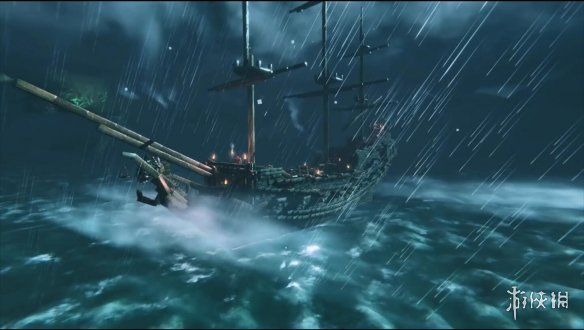 """玩家在《英灵神殿》中建造传奇海盗船""""黑珍珠号""""!"""