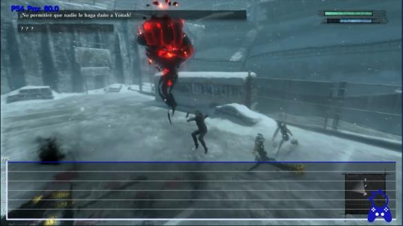 《尼尔人工生命》画质对比!Xbox支持2K PS只有1080P