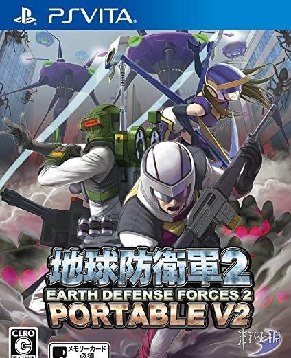 《地球防卫军2》《地球防卫军3》将移植至NS平台