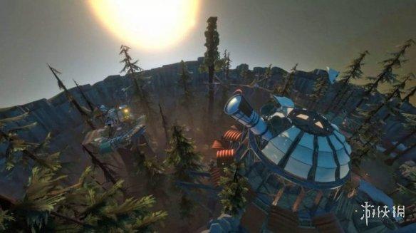"SteamDB曝光冒险游戏《星际拓荒》新DLC""眼之共鸣"""
