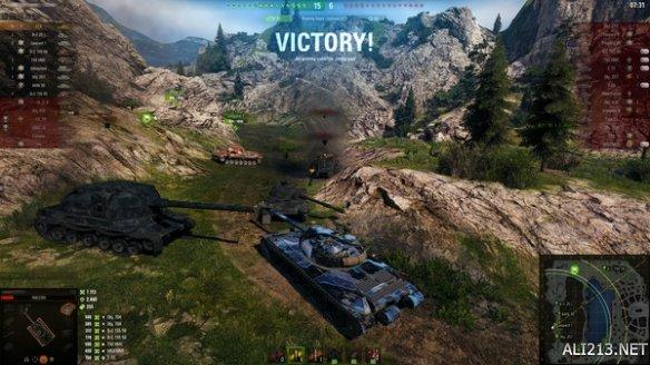 《坦克世界》今日正式登陆Steam 原有账号无法通用