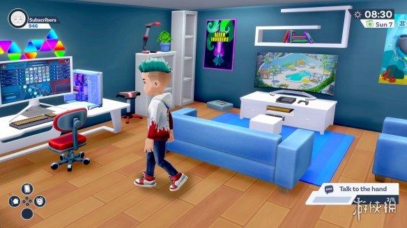 主播生活体验模拟游戏《模拟主播2》游侠专题上线
