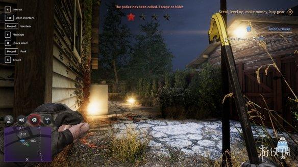 犯罪题材动作冒险游戏《盗贼模拟2》游侠专题站上线