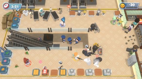 在硬核同乐游戏《大救特救》中开启无障碍开黑之旅
