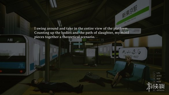 惊悚题材视觉小说游戏《尸体工厂》游侠专题站上线