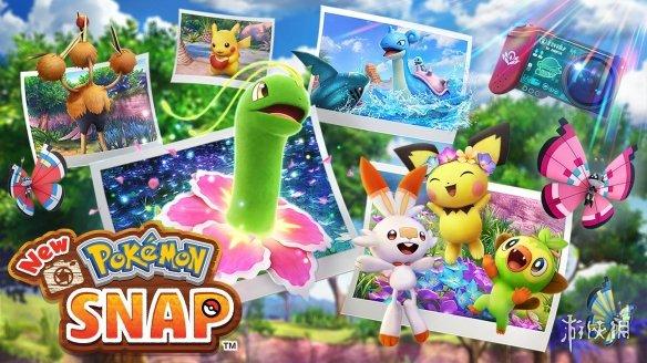 日本TSUTAYA游戏周销榜:《新宝可梦随乐拍》夺冠!《怪猎》位居第二