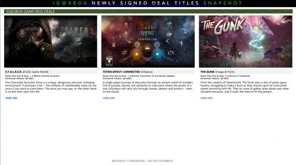 《潜行者2》在Xbox平台独占仅三个月 预计在Q4发售